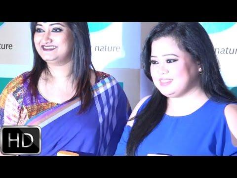 UNCUT : Bharti Singh as Brand Ambassador of Joy Cosmetics Launch of TVC Campaign