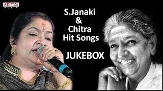 S.janaki & chitra hit songs | jukebox