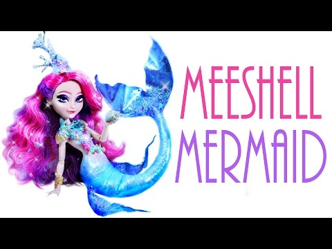 How To Make Mermaid Ever After High