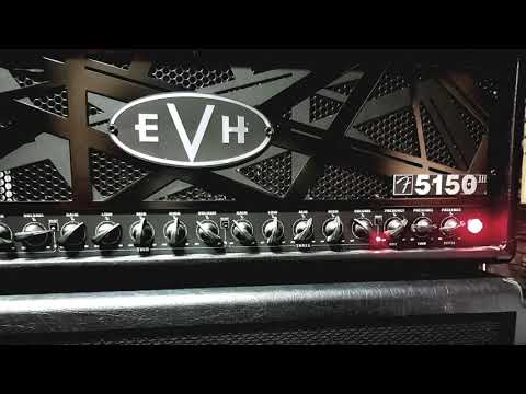 EVH 5150 III Stealth Red Channel Reamp Test