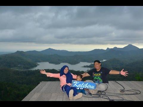 Pemandangan Wisata Alam Kalibiru Jogjakarta