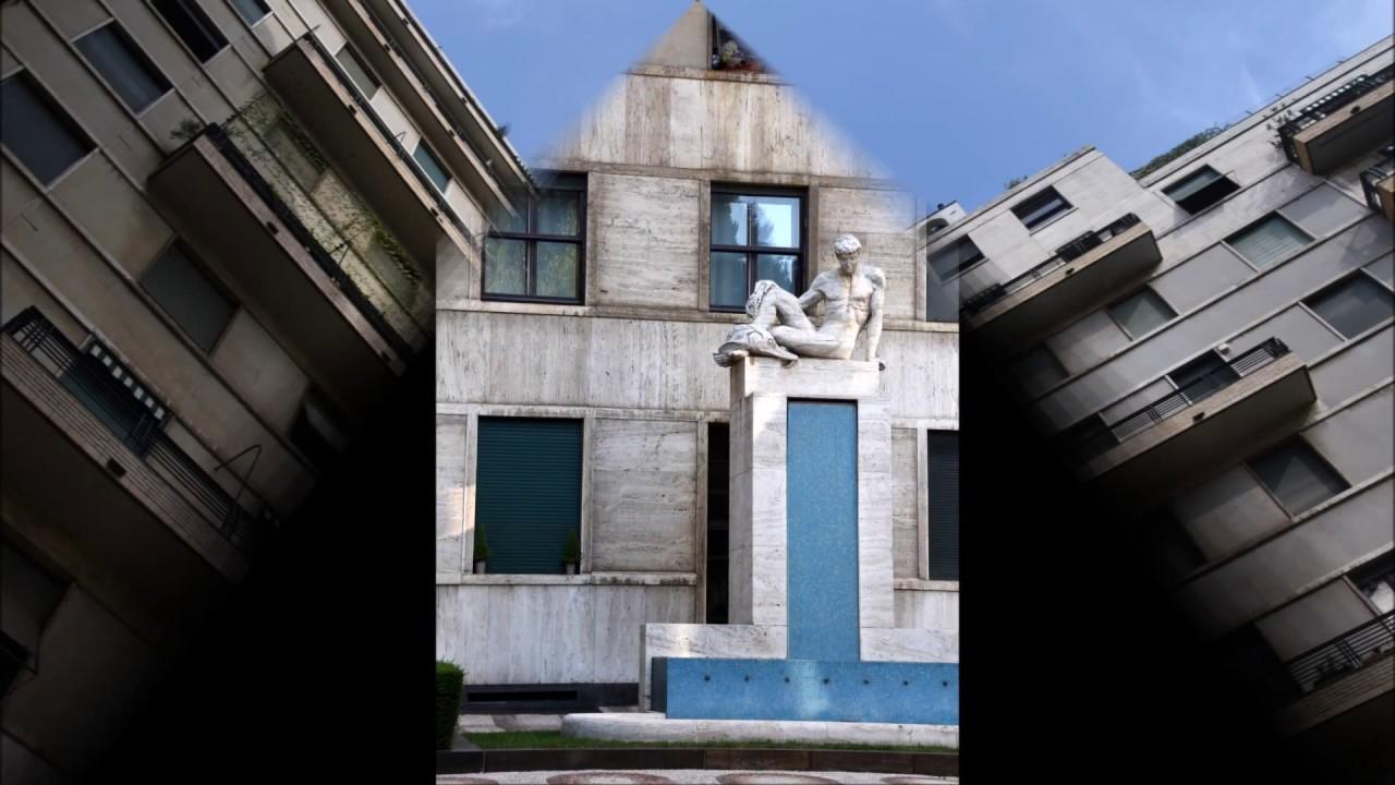 Milano Da Scoprire La Casa Della Fontana Youtube