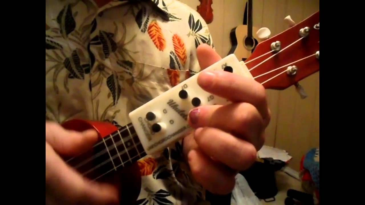 Ukulele Chord Changer How To Play My Dingaling Chuck Barry Youtube