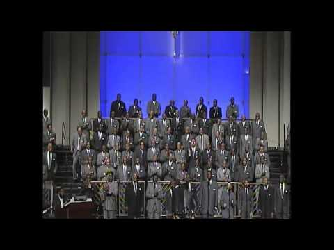 """What He's Done for Me"" Men's Day Choir Featuring Isaac Carrree"