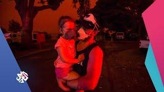 أستراليا: آلاف العائلات تخلي منازلها هربا من الحرائق│العربي اليوم