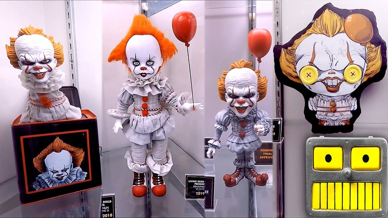 It 2 Pennywise The Clown Living Dead Dolls One 12