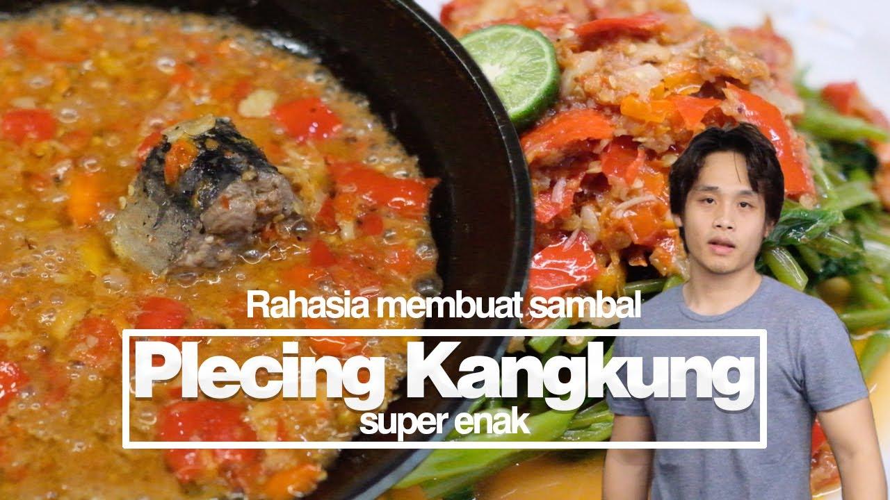 Resep Plecing Kangkung Khas Bali Youtube