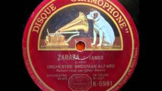 Zaraza - Tango argentin