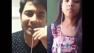 Main rang sharbaton ka l Cover by lSomya chakraborty & Sangita Dasl