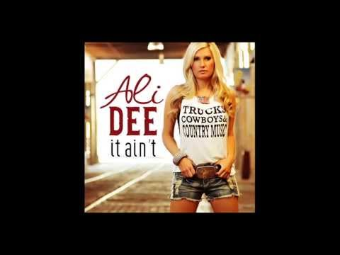 Ali Dee - It Ain't Official Lyric Video