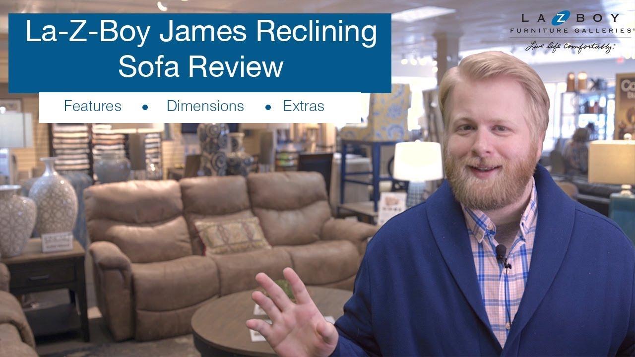 La Z Boy James Reclining Sofa