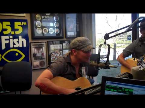 NeedtoBreathe Something Beautiful at 95.5 The Fish with Len and Brooke