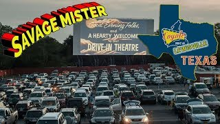 Have you ever been to a drive in theater?