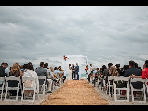 Wedding At The Surfcomber Hotel In Miami