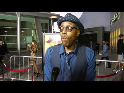 Arsenio Hall discusses Mr Church and COMING TO AMERICA 2 (Coming To Africa)