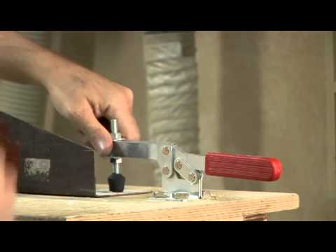 How To Manipulate Toggle Clamps Youtube