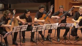 Lucidity for guitar ensemble (Kirsty Pittman composer)