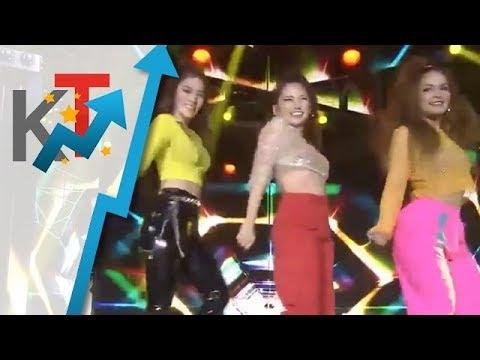 Ate Girl Jackque and Stephanie dance showdown!