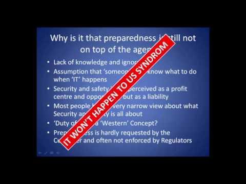 PATA Webinar: Prepare, Prevent, Pre-empt