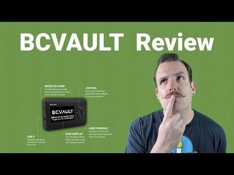 BC VAULT Crypto Hardware Wallet Review
