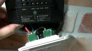 G-Switch無線開關安裝_手把手教學版