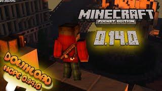 Download Minecraft PE 0.14.0 Build 1 Sem Erro De Análise Como baixar MCPE 0.14.0