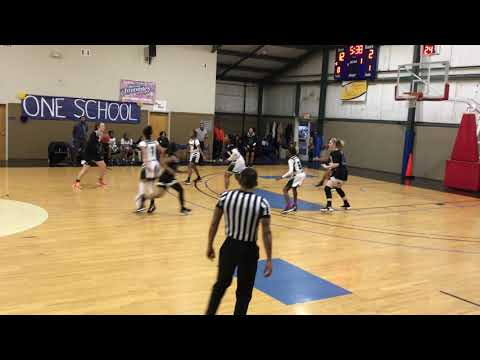 TPLS Christian Academy vs Rock Creek Academy (MD)