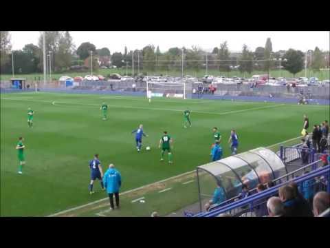 Curzon Ashton v Bedworth United 01/10/16 FA Cup