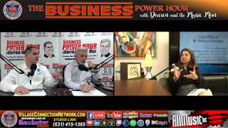 The Business Power Hour LIVE from Rockstar Studios, Huntington NY #power #lov   3