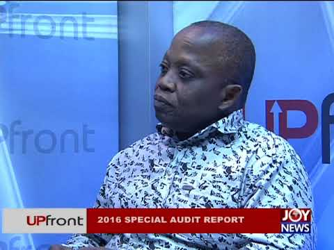 2016 Special Audit Report - UPfront on JoyNews (7-2-18)