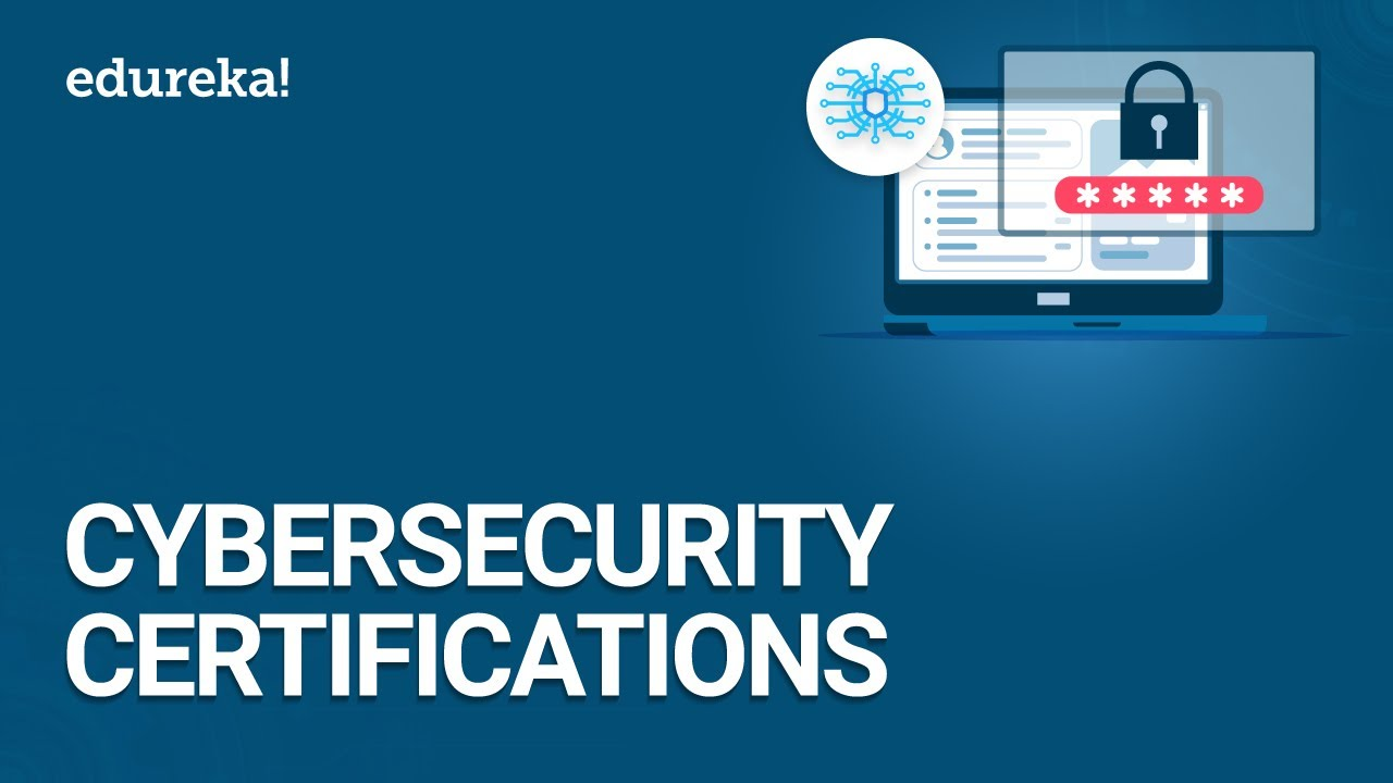 Cybersecurity Certifications Cybersecurity Career Cybersecurity