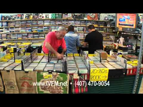 International Vintage Flea Market Commercial Spot
