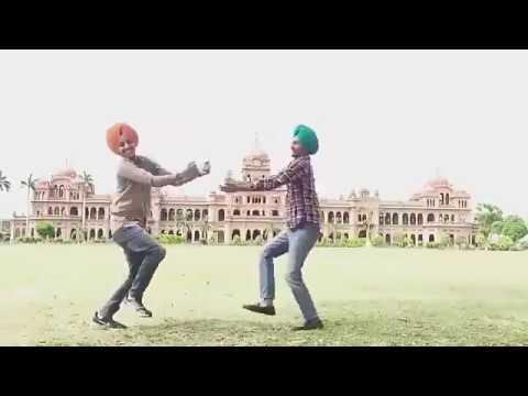 Awesome Bhangra On (palle Sade Kakh Na Reha } Kuldip Manak