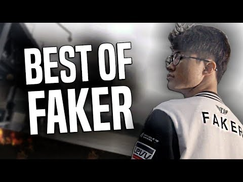BEST OF FAKER 2017 MONTAGE - BEST PLAYER in The WORLD! (Best of SKT Faker Streams, Worlds, LCK..)