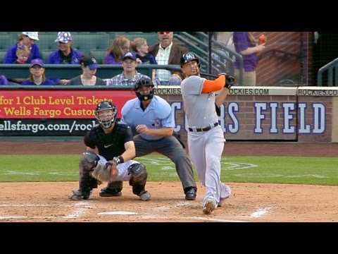 Stanton extends Marlins' lead with solo shot