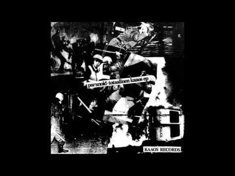 偏執症者 (Paranoid) - Natsit ja kommunistit. Cover of the month 9/12