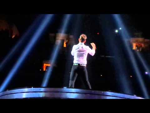 """New Kids On The Block - """"Please Don't Go Girl"""" - Dallas, Tx 6-28-13"""
