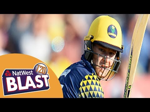 South African Duo Shine In Local Derby - Gloucestershire v Glamorgan NatWest T20 Blast 2017