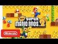 New Super Mario Bros. 2 E3 Trailer - Nintendo 3DS