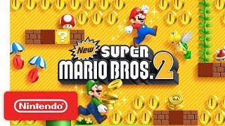 Nintendo 3DS - New Super Mario Bros. 2 E3 Trailer