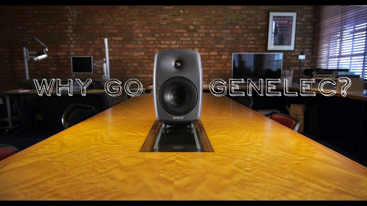 Genelec 8351 APM DSP-Studio Monitor, anthracite   MUSIC