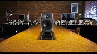 Why Go Genelec 8000?