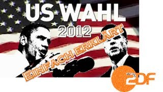[US-Wahl:] Claus Kleber erklärt das wahlrecht der USA - heute journal plus