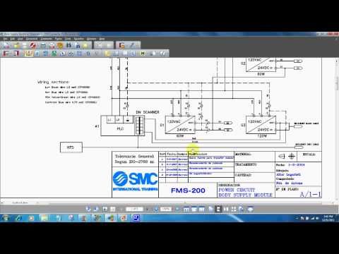 Reading Electrical Schematics - Base Station