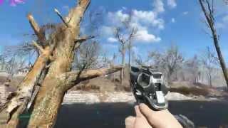 Fallout4 Maximum settings, Максимальные настройки, r9 290