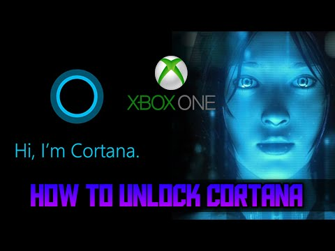 USING CORTANA ON THE NEW XBOX ONE DASHBOARD EXPERIENCE (User Interface Overview)
