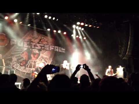 Poets of the Fall - Miss Impossible (Live 22.11.2012)