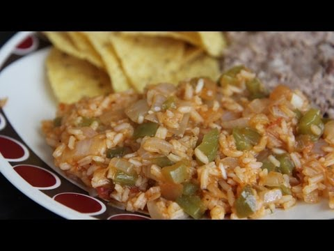 Spanish Rice Mexican Rice Recipe