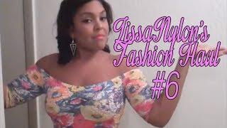 Nastygal & Sephora | Fashion Haul | Lissanylon