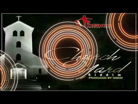 33 - Kadjah - Ndiani (Church Yard Riddim 2018) Oskid Productions